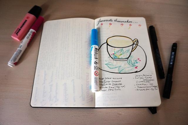 zelfzorgdagboek 3 ziekelijk gelukkig self care journal jan18
