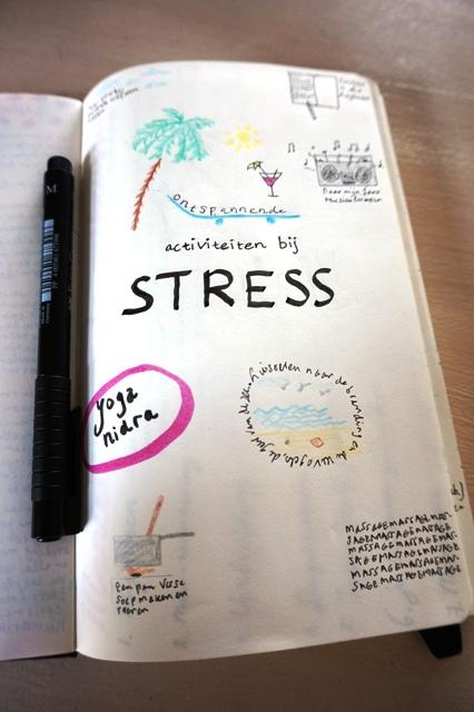zelfzorgdagboek 4 ziekelijk gelukkig self care journal jan18
